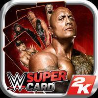 Portada oficial de WWE SuperCard para Android