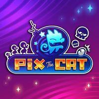 Portada oficial de Pix the Cat para PS4
