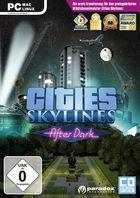 Portada oficial de de Cities: Skylines para PC