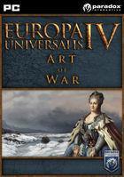 Portada oficial de de Europa Universalis IV: Art of War para PC