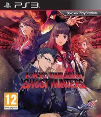 Portada oficial de Tokyo Twilight Ghost Hunters para PS3