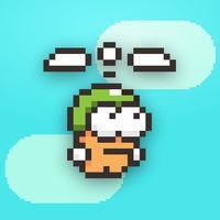 Portada oficial de Swing Copters para Android