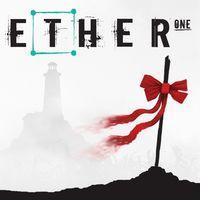 Portada oficial de Ether One para PS4