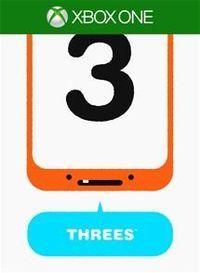 Portada oficial de Threes! para Xbox One