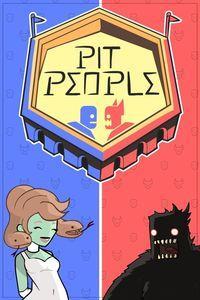Portada oficial de Pit People para Xbox One
