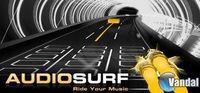 Portada oficial de AudioSurf para PC