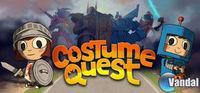Portada oficial de Costume Quest para PC