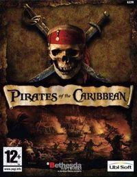Portada oficial de Los Piratas del Caribe para PC