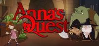 Portada oficial de Anna's Quest para PC