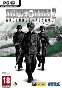 Portada oficial de Company of Heroes 2: Ardennes Assault para PC