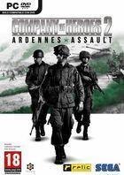 Portada oficial de de Company of Heroes 2: Ardennes Assault para PC