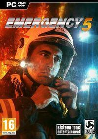 Portada oficial de Emergency 5 para PC