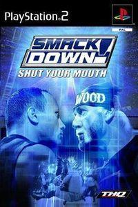 Portada oficial de WWE Smackdown Shut your Mouth para PS2