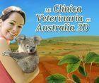Portada oficial de de Mi Clínica Veterinaria en Australia 3D eShop para Nintendo 3DS