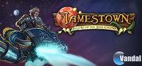 Portada oficial de Jamestown para PC
