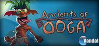 Portada oficial de Ancients of Ooga para PC