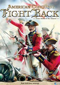 Portada oficial de American Conquest Fight Back para PC