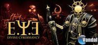 Portada oficial de E.Y.E: Divine Cybermancy para PC