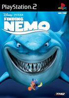 Portada oficial de de Buscando a Nemo para PS2