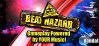 Portada oficial de Beat Hazard para PC