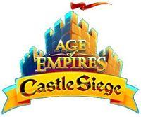 Portada oficial de Age of Empires: Castle Siege para PC