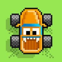 Portada oficial de Bog Racer para iPhone