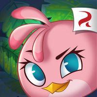 Portada oficial de Angry Birds Stella para Android