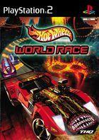 Portada oficial de de Hot Wheels World Race para PS2