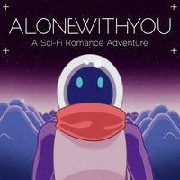 Portada oficial de Alone with You PSN para PSVITA