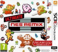 Portada oficial de Ultimate NES Remix para Nintendo 3DS