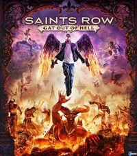 Portada oficial de Saints Row: Gat Out of Hell para Xbox 360
