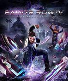 Portada oficial de de Saints Row IV: Re-elected para PS4