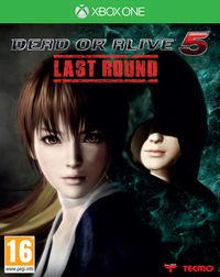 Portada oficial de Dead or Alive 5: Last Round para Xbox One
