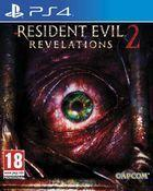Portada oficial de de Resident Evil Revelations 2 para PS4