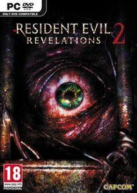 Portada oficial de Resident Evil Revelations 2 para PC