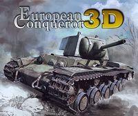Portada oficial de European Conqueror 3D eShop para Nintendo 3DS