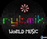 Portada oficial de Rytmik World Music DSiW para NDS