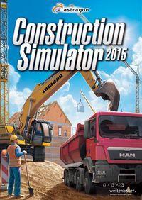 Portada oficial de Construction Simulator 2015 para PC