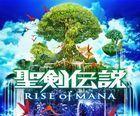 Portada oficial de de Rise of Mana  para PSVITA