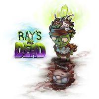 Portada oficial de Ray's the Dead para PS4