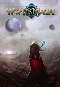 Portada oficial de Worlds of Magic para PC