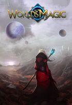 Portada oficial de de Worlds of Magic para PC