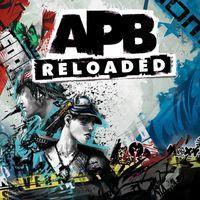 Portada oficial de APB Reloaded para PS4