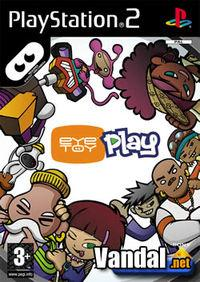 Portada oficial de Eye Toy: Play para PS2
