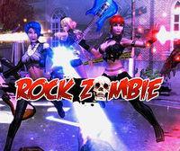 Portada oficial de Rock Zombie para PC