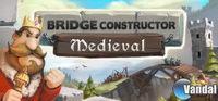 Portada oficial de Bridge Constructor Medieval para PC