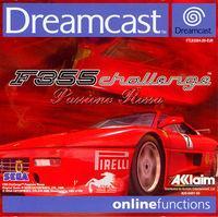 Portada oficial de Ferrari F355 Challenge para Dreamcast
