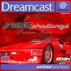 Portada oficial de de Ferrari F355 Challenge para Dreamcast