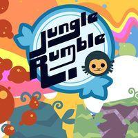 Portada oficial de Jungle Rumble: Freedom, Happiness, and Bananas PSN para PSVITA