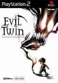Portada oficial de Evil Twin para PS2